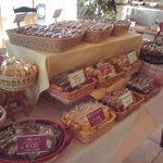 フランス菓子の店巴里 - 焼き菓子色々