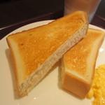 サンドイッチカフェ リール - トースト