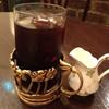 カフェ シャンソニエ アコリット - ドリンク写真:アイスコーヒー