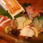 炭火焼と旬のおさかな 菜の花 - 料理写真: