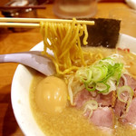 野方ホープ - 味玉ラーメン(840円)