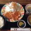 The定食&Drinks 東里 - 料理写真:チキンカツ定食