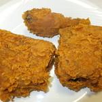 ケンタッキーフライドチキン - 料理写真:レッドホットチキン 3個 1個260円 【 2014年8月 】