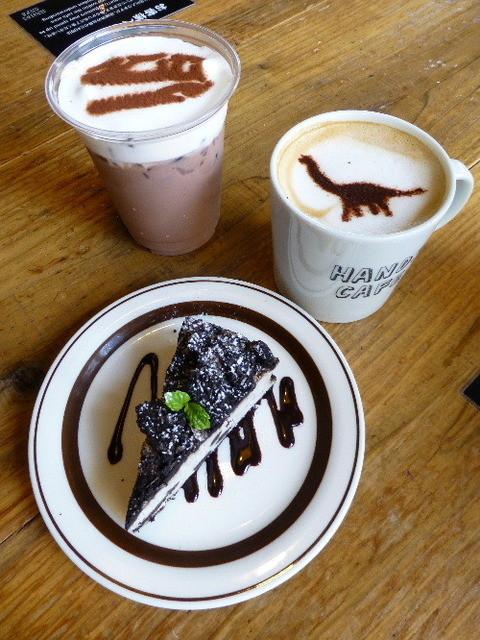 HANDS CAFE SHIBUYA>