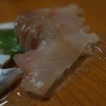 発寒かねしげ鮮魚店 - 活〆青ゾイ