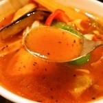 メディスンマン - チキンカレー ホット2(スープ)