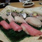 阿部 - 寿司①