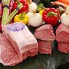鉄板焼 北野 - 料理写真:【神戸ビーフ食べ比べランチコース】 9/1~11/30