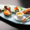 和牛ステーキ 関 - 料理写真:奈良の都にちなんでの名を冠した『古都コース』【100g】