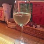 ヒノトリバル - グラスワイン 白