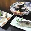 あおき寿司 - 料理写真:太巻き、鮎寿司、鯖寿司