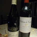 タパス モラキュラーバー - ワイン