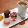 ソムリエ'sハウス - 料理写真:ネスプレッソと4種類の小菓子¥1,200
