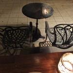 Muu Muu&il Bar CENTRAL BANCO - 窓側の席
