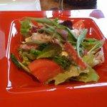 BISTRO LAROCHE - サラダ