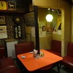 碧空 - テーブル席
