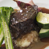 カフェ&バール ラストリカート - 料理写真:牛ホホの赤ワイン煮