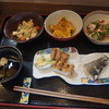 風の人 - 料理写真:本日のランチ\500(税込)。これにご飯とみそ汁付きます