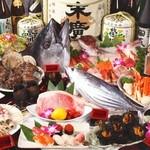 神の斬新 - 厳選料理9品¥5000コース A5和牛、ロブスター、活ウニ