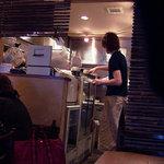 里の宿 - 厨房