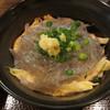 玄千 - 料理写真:生しらす丼