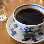 二三味珈琲 cafe - おすすめされた珈琲
