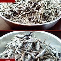 煮干しは主に二種類。片口鰯と鰺の煮干しです。