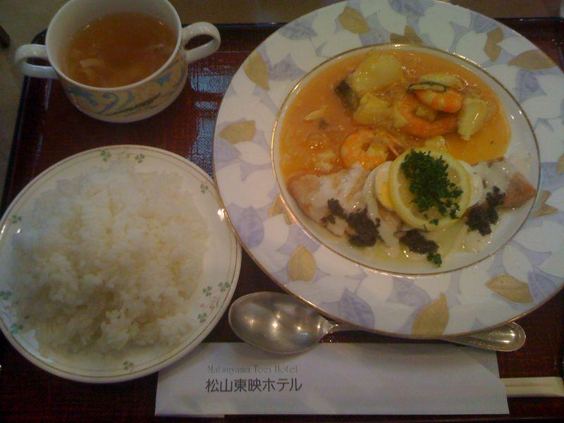 松山東映ホテル 食楽 つばき
