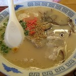 長崎屋食堂 - 料理写真:ラーメン