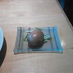 30635334 - トッピング燻製煮玉子100円