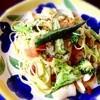 カフェレストラン ぼなんざ - 料理写真:季節の野菜の薬膳パスタ