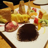 オステリア ヴィーノ - 料理写真:2014.04_デザート盛り合わせ・ハーフ(1000円)