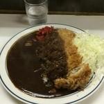 キッチン南海 - カツカレー700円