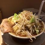 麺屋 三郎 - 三郎ラーメン大盛