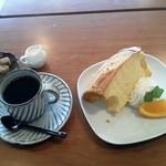 くもべ - ケーキセット☆(2014年9月)