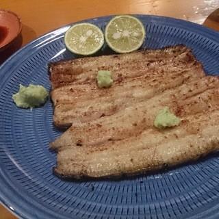 鈴木 - 料理写真:白焼き
