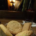 アール座読書館 - クッキー盛り合わせ