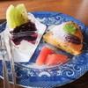 畑のてんとうむし - 料理写真:ケーキ(手作りです)
