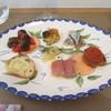 カザマ - 料理写真:前菜盛合せ(6種)