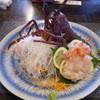 磯料理 味処 旬 - 料理写真:420gの伊勢海老の刺身