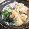 うどんの釜屋 - 料理写真:天ぷらうどん