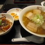 喜多方ラーメン坂内 - 2014/8 喜多方と焼豚丼