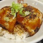 喜多方ラーメン坂内 - 2014/8 焼豚丼
