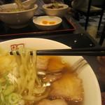 喜多方ラーメン坂内 - 2014/8 つるっともちっと麺