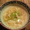 名月荘 - 料理写真:丸茄子の含め煮湯葉とずわい蟹の餡で