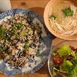 30690339 - ひじきと豚肉の混ぜご飯(950円)