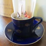珈琲焙煎屋 ビーンズ香房 Cafe Tasse - 味のあるつまようじ入れ