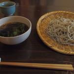 そば切り 百夜月 - 柚子胡椒蕎麦