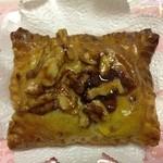 ヨシコタン - 料理写真:季節のパイは胡桃でした。