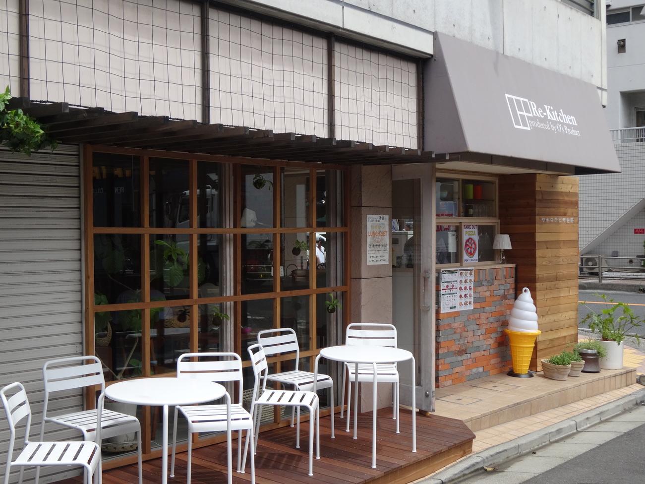 ヤキタテピザ佐野 湘南藤沢店